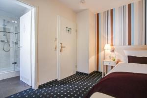 Rhein Neckar Hotel, Отели  Мангейм - big - 40