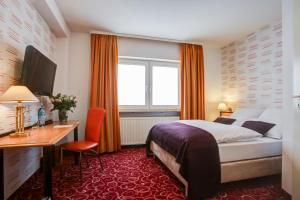 Rhein Neckar Hotel, Отели  Мангейм - big - 8