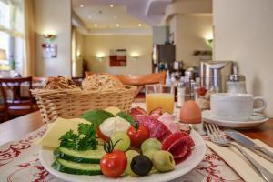 Rhein Neckar Hotel, Отели  Мангейм - big - 43