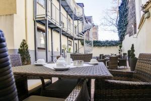Rhein Neckar Hotel, Отели  Мангейм - big - 20