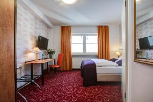 Rhein Neckar Hotel, Отели  Мангейм - big - 7