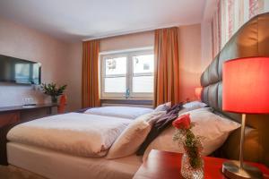 Rhein Neckar Hotel, Отели  Мангейм - big - 33