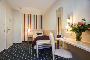 Rhein Neckar Hotel, Отели  Мангейм - big - 3