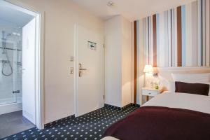 Rhein Neckar Hotel, Отели  Мангейм - big - 9