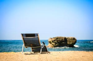 Beachfront villa Breakfast Included