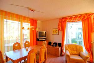 Strandoase_ Whg_ 22, Apartments  Bansin - big - 3