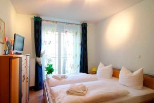 Strandoase_ Whg_ 22, Apartments  Bansin - big - 4