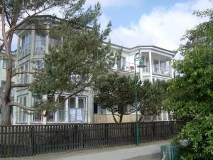 Strandoase_ Whg_ 22, Apartments  Bansin - big - 5