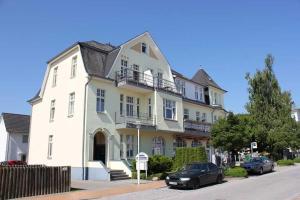 Villa Malve Wohnung 05, Apartmány  Bansin - big - 1