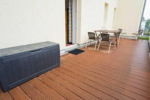 Villa Malve Wohnung 05, Apartmány  Bansin - big - 7