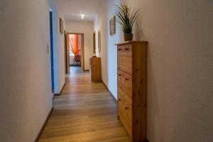 Villa Malve Wohnung 05, Apartmány  Bansin - big - 9