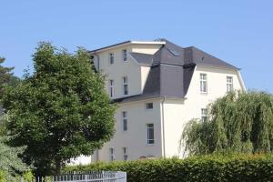 Villa Malve Wohnung 05, Apartmány  Bansin - big - 10