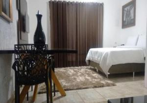 Medieval Hotel, Hotels  Três Corações - big - 1