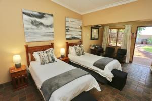 Bastion Farmyard, Отели типа «постель и завтрак»  Mariental - big - 9