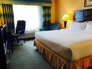Holiday Inn Express Fort Bragg, Hotels  Fort Bragg - big - 14