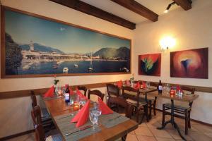 Osteria Ticino, Hotels  Ascona - big - 69