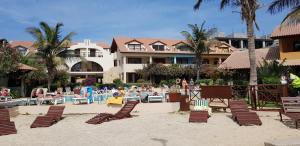 Porto Antigo 2 BeachFront, Апартаменты  Санта-Мария - big - 4