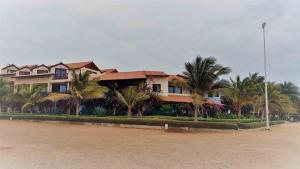 Porto Antigo 2 BeachFront, Апартаменты  Санта-Мария - big - 5