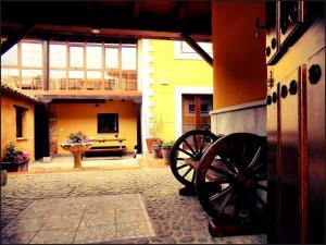 Hotel Rural Monasterio de Ara-Mada