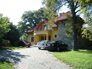 Apartmán Klára Villa Balatonboglár Maďarsko