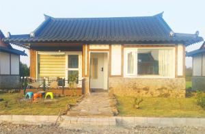 Dumbhouse Haengwon, Nyaralók  Csedzsu - big - 2