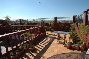 Ryad Bab Berdaine, Riads  Meknès - big - 132