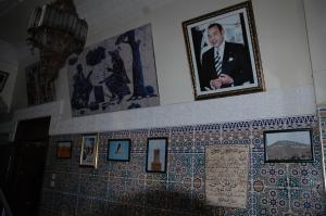 Ryad Bab Berdaine, Riads  Meknès - big - 125