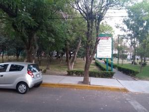 Habitacion con vigilancia al sur CDMX, Alloggi in famiglia  Città del Messico - big - 3