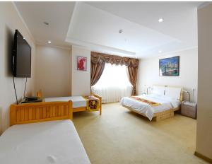 G Deluxe Hotel and Resort, Hotels  Ulaanbaatar - big - 5