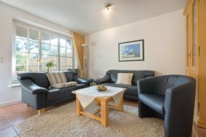 _Carin_ App_ 1, Apartmány  Wenningstedt - big - 36