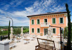 Nearby hotel : Locanda ai Capitelli