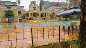 Chateau Elysee Condo Unit - Vendome, Apartmány  Manila - big - 110