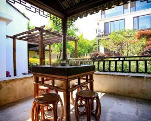 Pure-Land Villa, Ubytování v soukromí  Suzhou - big - 35