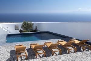 Villa Fabrica Santorini(Pyrgos)