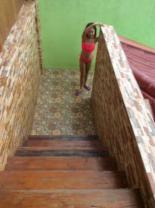Kyles Beach House, Priváty  Ibarra - big - 9