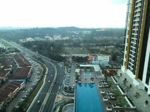 HOMESTAY @ Bangi, Apartmány  Kampong Sungai Ramal Dalam - big - 8