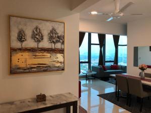 HOMESTAY @ Bangi, Apartmány  Kampong Sungai Ramal Dalam - big - 21
