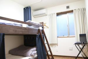 Tokiyo Hostel, Inns  Mikunichō - big - 24