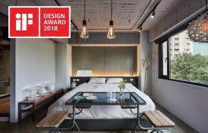 Тайбэй - Play Design Hotel