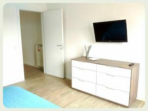 Bilocale in centro Agropoli, Апартаменты  Агрополи - big - 25