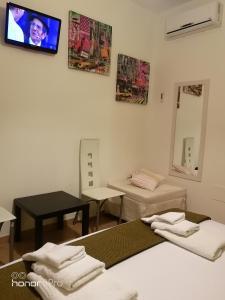 B&B Zahir, Bed & Breakfasts  Castro di Lecce - big - 14