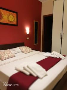 B&B Zahir, Bed & Breakfasts  Castro di Lecce - big - 20