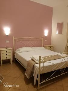 B&B Zahir, Bed & Breakfasts  Castro di Lecce - big - 22