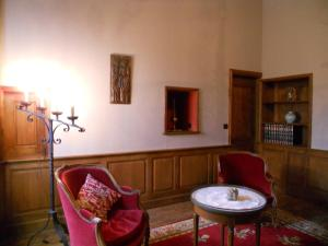 Le Logis d'Equilly, Bed and Breakfasts  Équilly - big - 3