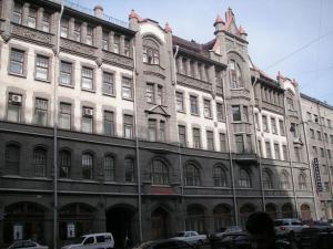 Санкт-Петербург - Hostel Underground Hall