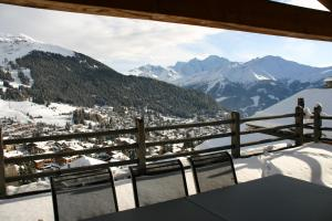 BnB Les Sapins Bleus, Bed and breakfasts  Verbier - big - 9