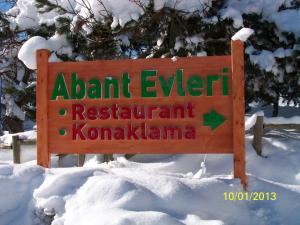 Abant Evleri
