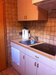 Appartement Schwalbennest, Apartmány  Sölden - big - 12