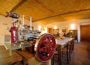 Tenuta Le Sorgive Agriturismo, Bauernhöfe  Solferino - big - 34