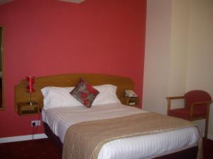 Corn Mill Lodge Hotel, Hotels  Leeds - big - 6